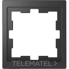 SCHNEIDER ELECTRIC MTN4010-6534 Marco de 1 elemento D-LIFE para montaje vertical y horizontal de color antracita