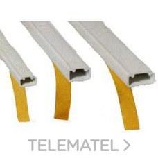 SCHNEIDER ELEC 4130102 Minicanal CANATEL CTL 7/12 con adhesivo