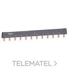 SCHNEIDER ELECTRIC A9XPH212 Peine bipolar 24 pasos K60N C60 ID
