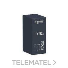 SCHNEIDER ELECTRIC RSB2A080P7 Relé enchufable 2 NA/NC 8A 230V AC