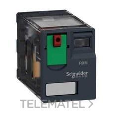 SCHNEIDER ELECTRIC RXM2AB1P7 Relé miniatura 12A 2 NA/NF 230V CA