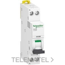 SCHNEIDER ELECTRIC A9P53616 Interruptor automático en miniatura ACTI 9 IC40F 1PN C 16A 6000A/6kA