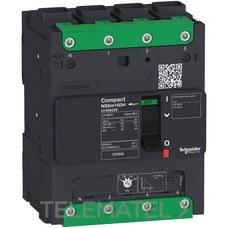 SCHNEIDER ELECTRIC LV426128 Interruptor NSXm 16kA TM125D 4P/4P Elink