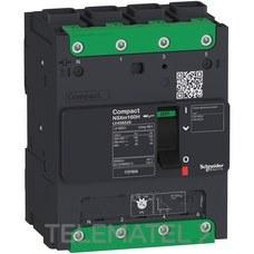 SCHNEIDER ELECTRIC LV426129 Interruptor NSXm 16kA TM160D 4P/4P Elink