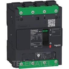 SCHNEIDER ELECTRIC LV426226 Interruptor NSXm 25kA TM80D 4P/4P Elink
