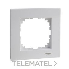 SCHNEIDER ELECTRIC MTN4010-3035 Marco 1 elemento ELEGANCE blanco activo