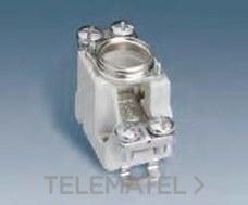 SIMON 12013-31 Base portafusible D03 100A 1P conexión tornillo abrazadera