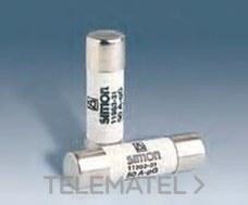 SIMON 11951-31 Fusible cilindrico 500V 10A sin indicador (10x38)