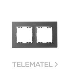 SIMON 8200627-096 Marco Simon 82 con 2 elementos titanio