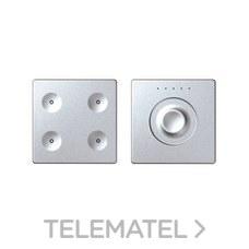 SIMON 8400651-093 Sistema de control SENSE&SLIDE KEYPAD 4B KNX