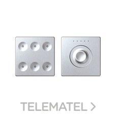 SIMON 8400671-093 Sistema de control SENSE&SLIDE KEYPAD 6B KNX