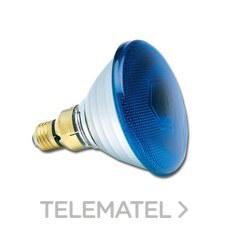 SYLVANIA 0019650 Lámpara reflector 80 PAR azul clara