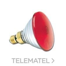 SYLVANIA 0019652 Lámpara reflector 80 PAR rojo clara