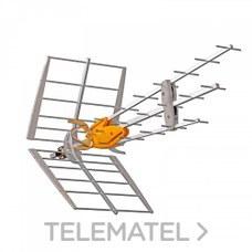 TELEVES 149942 Antena Dat Boss UHF C21-C60 G45dBi colectivo