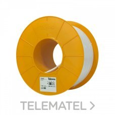 TELEVES 2141 Cable coaxial T100 PLUS blanco