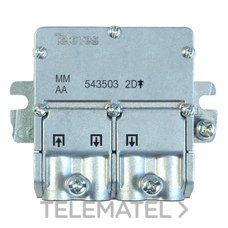 TELEVES 543503 Mini repartidor 5 2400MHz Easyf 2D 4,3/4dB
