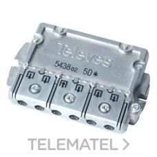 TELEVES 543802 Repartidor 5 direcciones ICT-CC