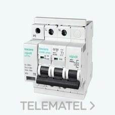 TOSCANO 10002471 Protector sobretensión permanente y transitoria COMBI 2P40T15