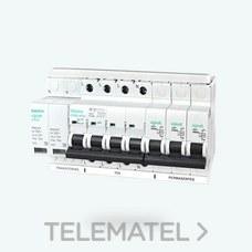 TOSCANO 10002476 Protector sobretensión permanente y transitoria COMBI 4P50T15