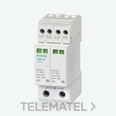 TOSCANO 10002464 Protector sobretensión transitoria 3F+neutro 400V 15kA clase -II V3T-15