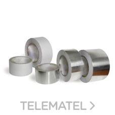 UNECOL 8439 COLLAK CINTA ADHESIVA alum.50m.50mm.  07025