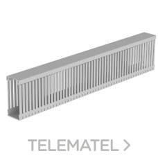 UNEX 100.40.88 CANAL 88 100x43 U43X GRIS 2m